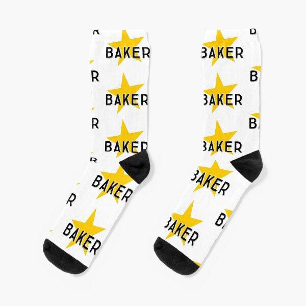 Star Baker, Great British Bake Off Socks