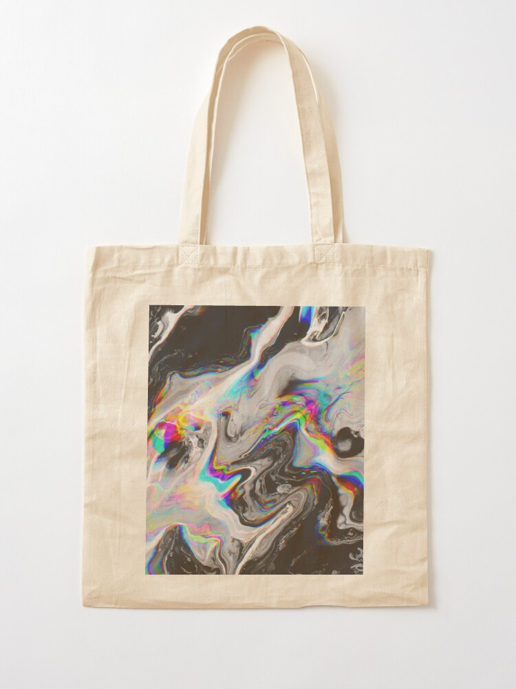 Alternate view of CONFUSION IN HER EYES THAT SAYS IT ALL Tote Bag