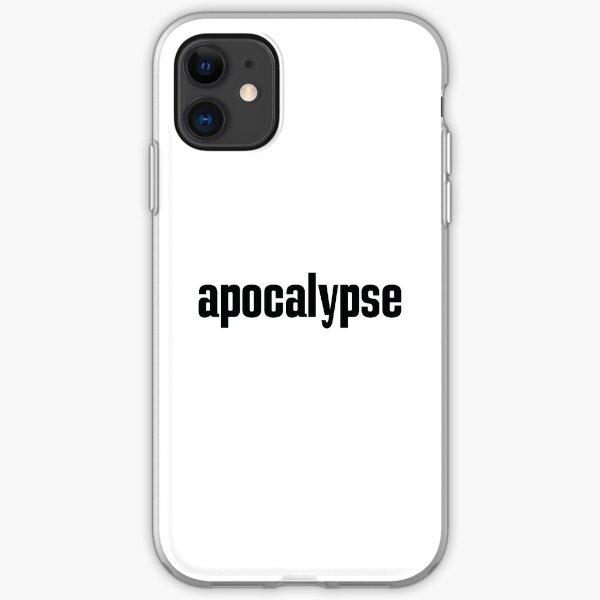 Apocalypse Post Apocalypse iPhone Soft Case