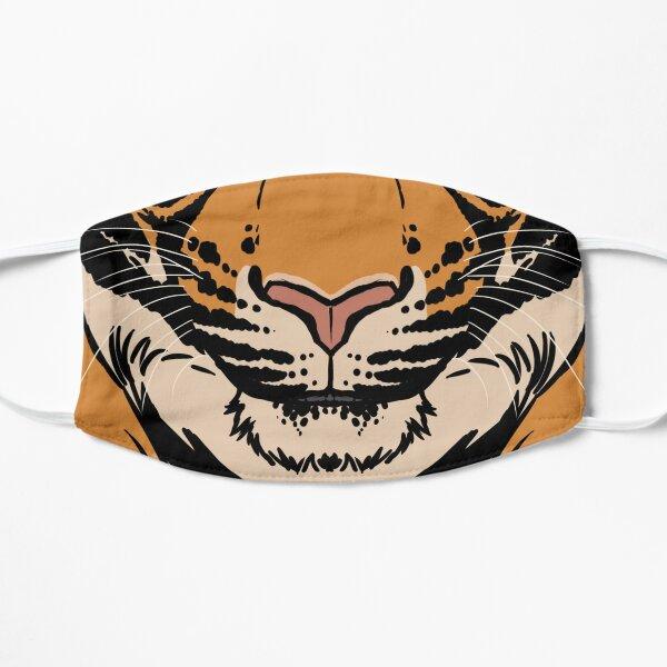 Tribal Tiger Flat Mask