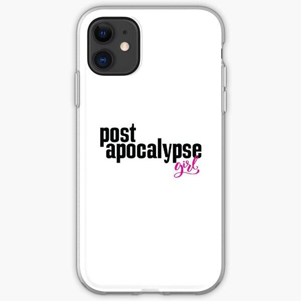 Post Apocalypse Girl Apocalypse iPhone Soft Case
