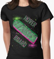 Hover Women's Fitted T-Shirt