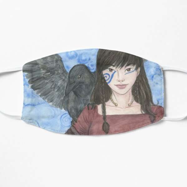 The Morrigan Mask