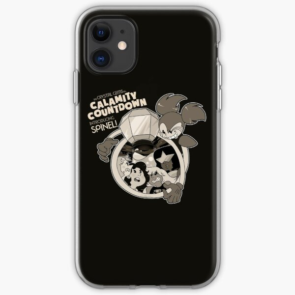 Steven Universe The Movie - Calamity Countdown iPhone Soft Case