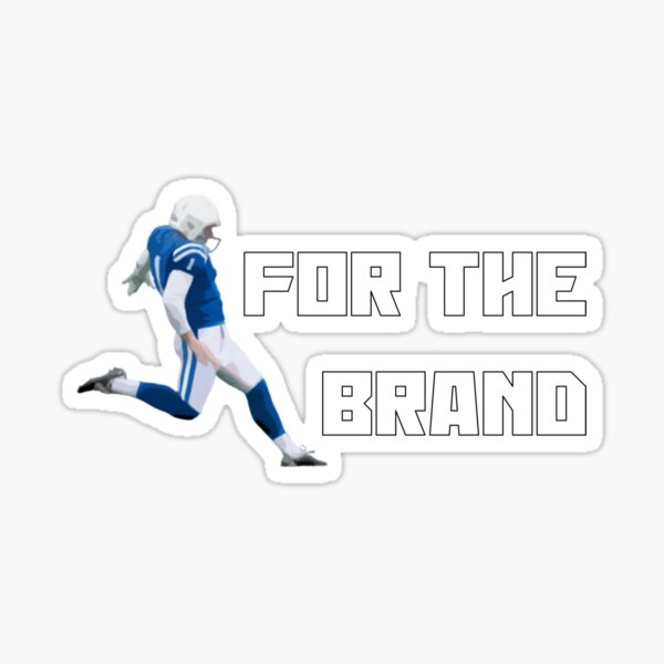 For the Brand Sticker
