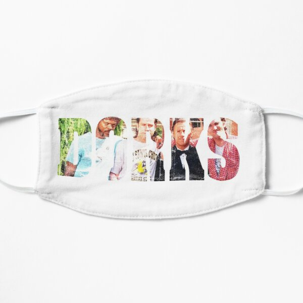 Faded Dorks Pulp Fiction Masque taille M/L