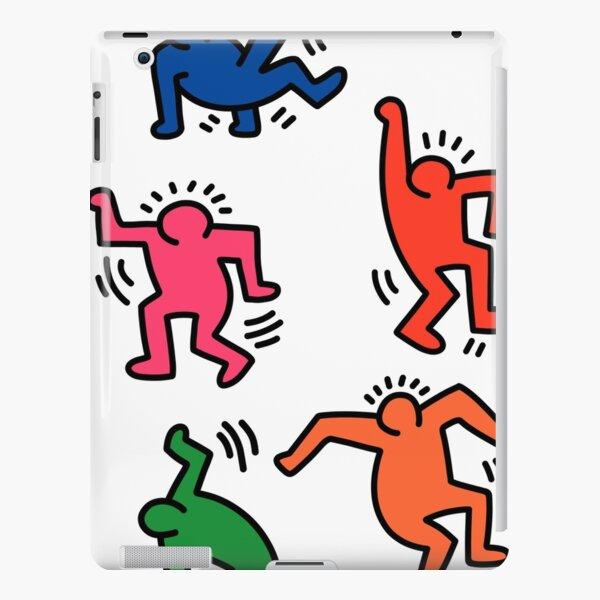 Keith Haring figures! iPad Snap Case