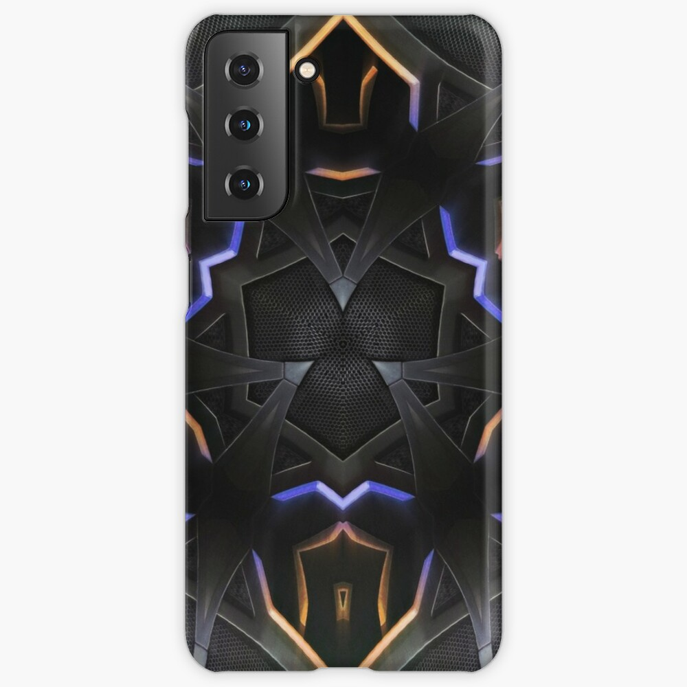 Sacred Geometry - Sacred Cube 2 Case & Skin for Samsung Galaxy