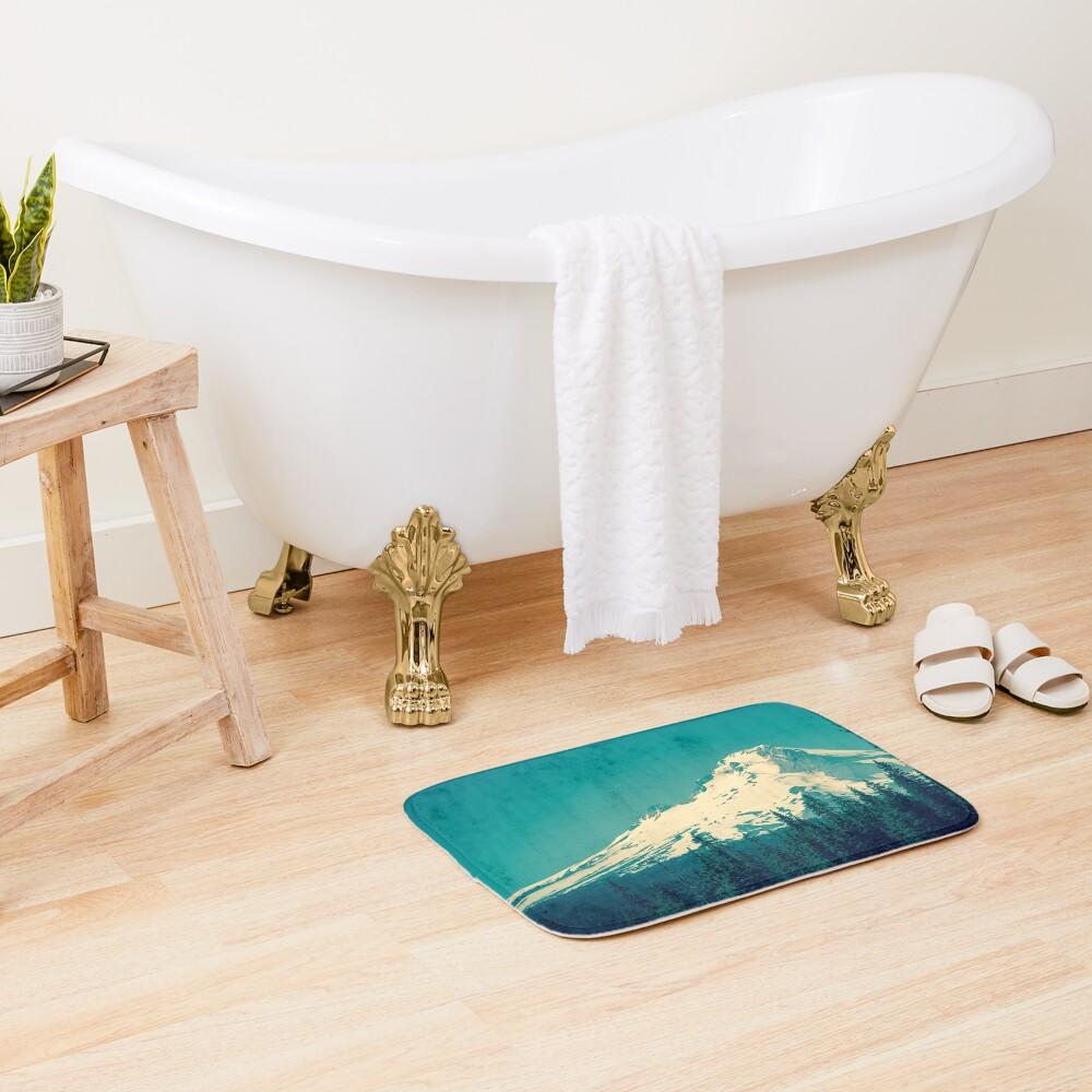 Mount Hood, Oregon Bath Mat