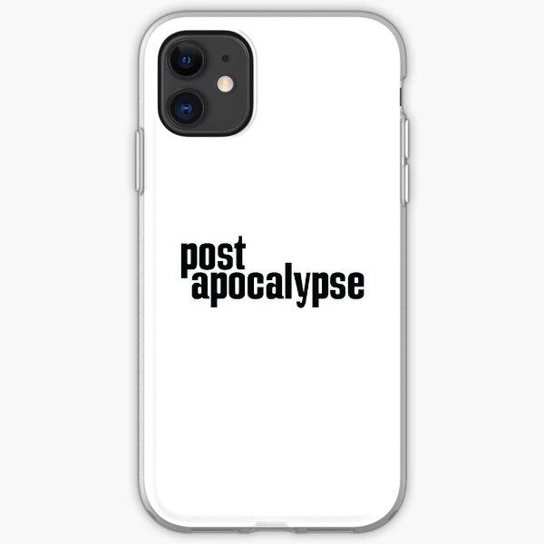 Post Apocalypse iPhone Soft Case