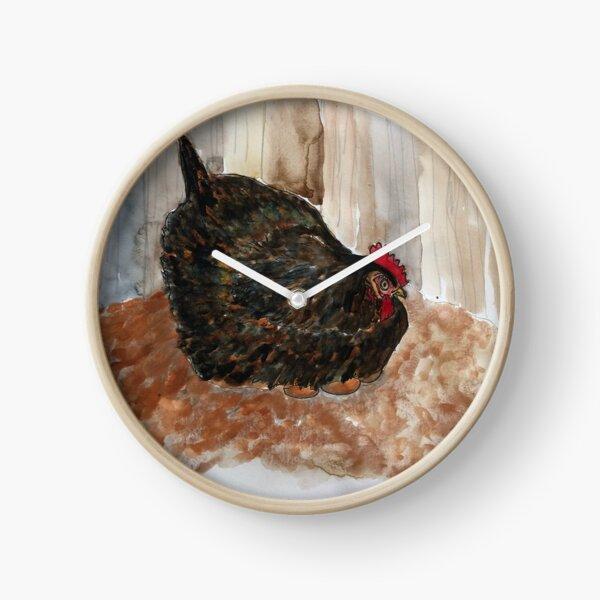 Jenn's Chicken Clock