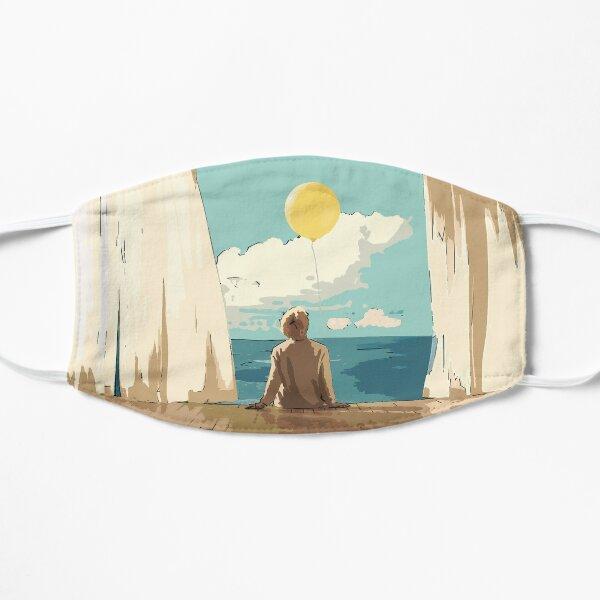 BTS Jimin Serendipity design Flat Mask