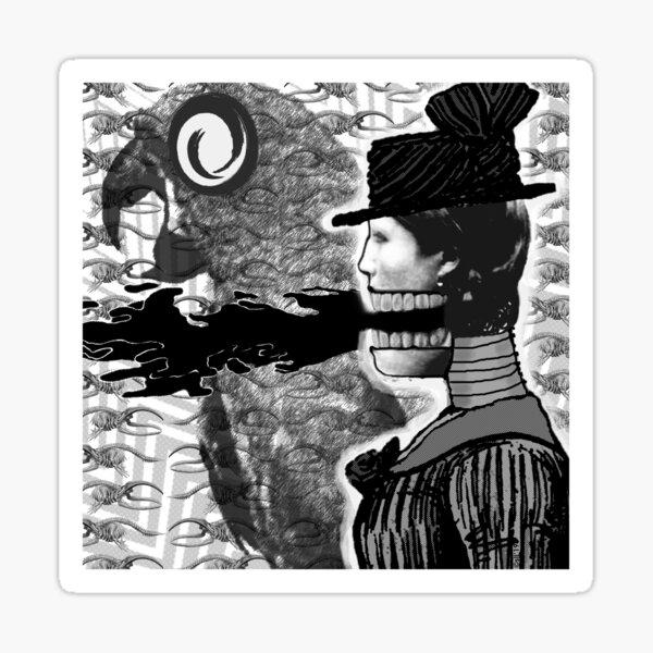 Whalebones & Possession Sticker