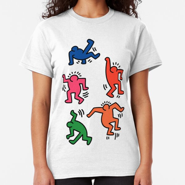 Keith Haring figures! Classic T-Shirt