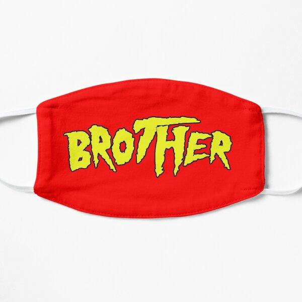 "Hulk Hogan ""Brother"" Flat Mask"