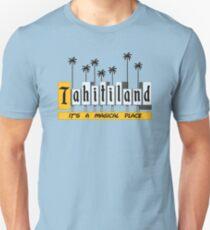 Tahiti-land Unisex T-Shirt
