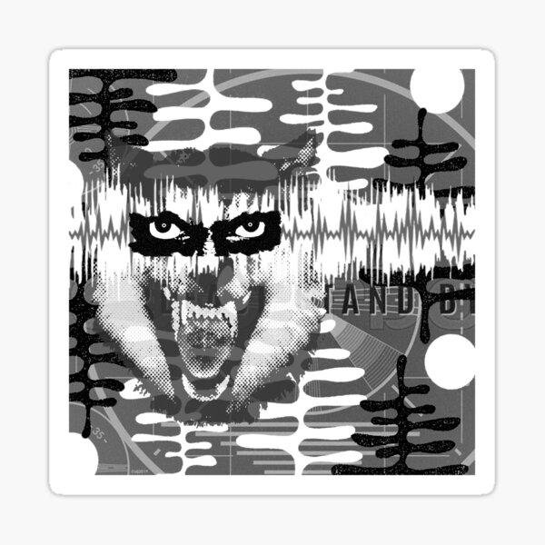 Loup Garou Sticker