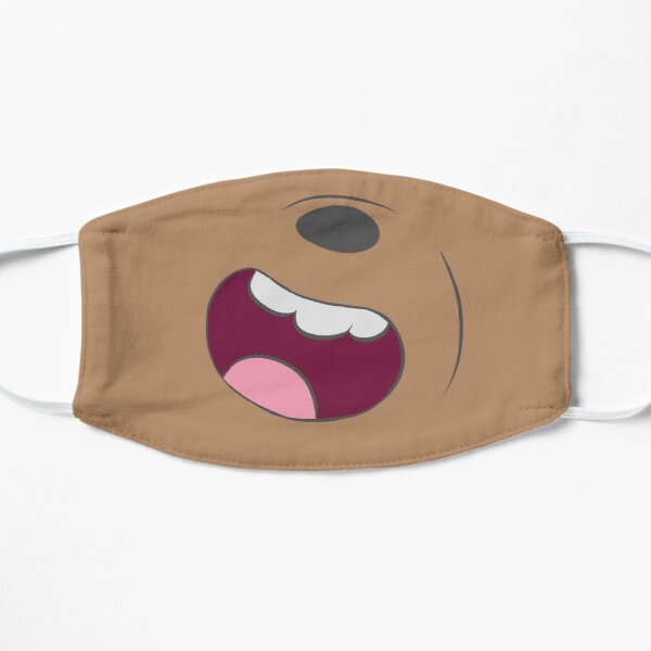 We Bare Bears Grizz Mask