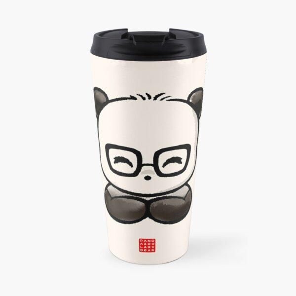 Geek Chic Panda Travel Mug