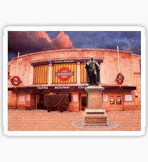 Tooting Broadway Station, SW17, London Sticker