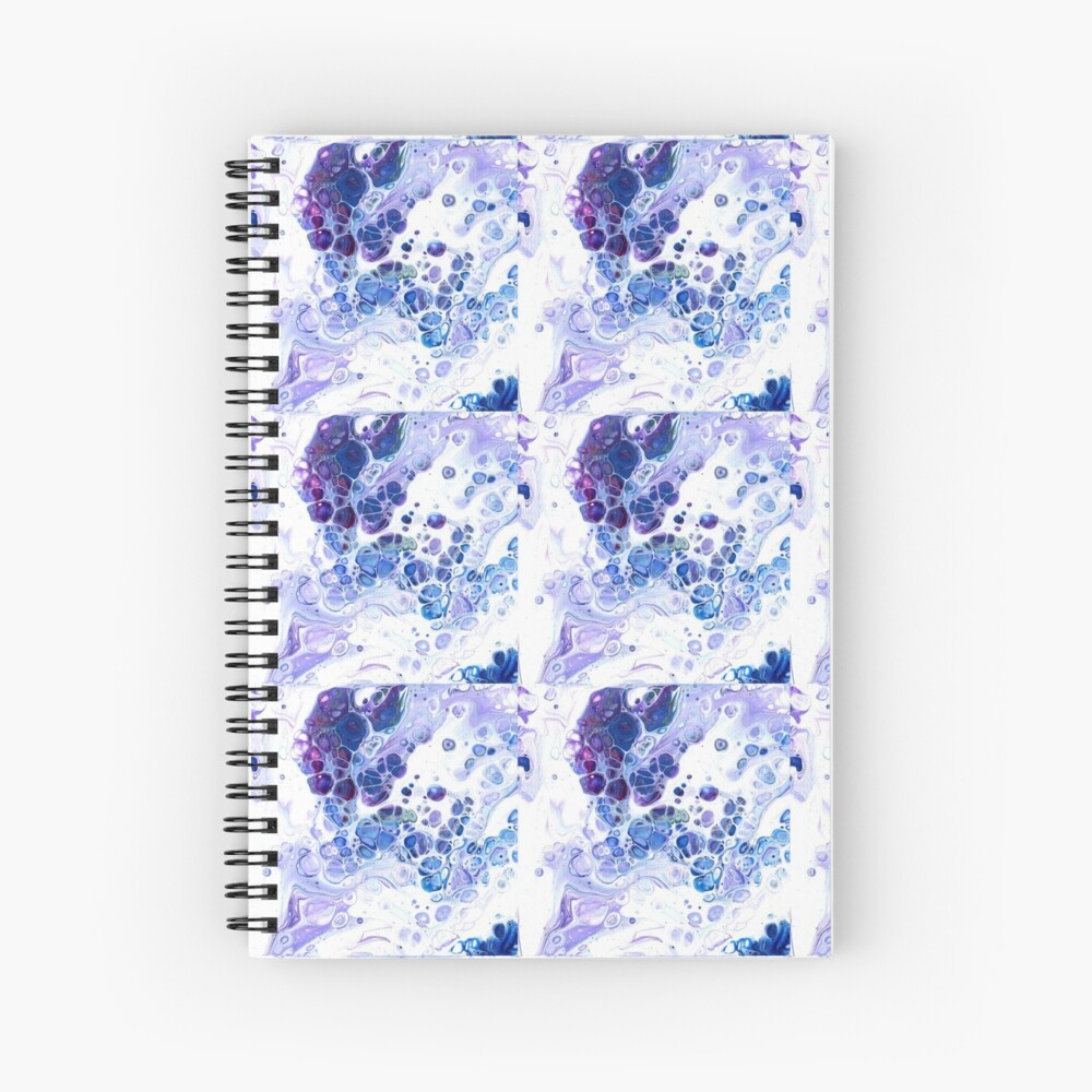 Cell-abrate Spiral Notebook