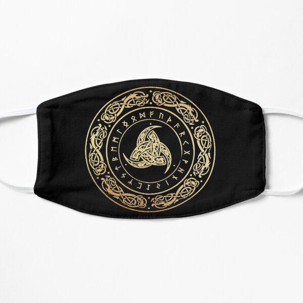 Triple Horn Of Odin Mask