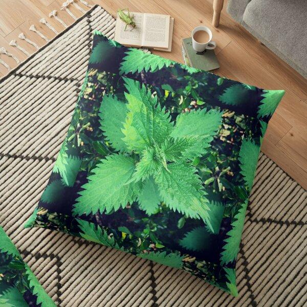 Stinging nettle - Floor Pillow