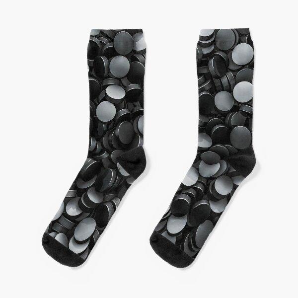 Hockey pucks Socks