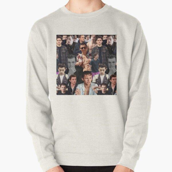 Tom Holland Collage Pullover Sweatshirt