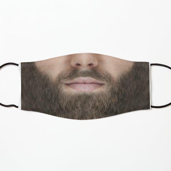 Realistic Face (Beard Version) Kids Mask