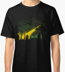 Robot Marching on the Factory Classic T-Shirt