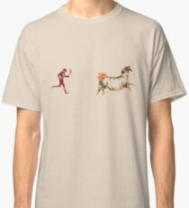 The Discovery of Fire #1 Classic T-Shirt