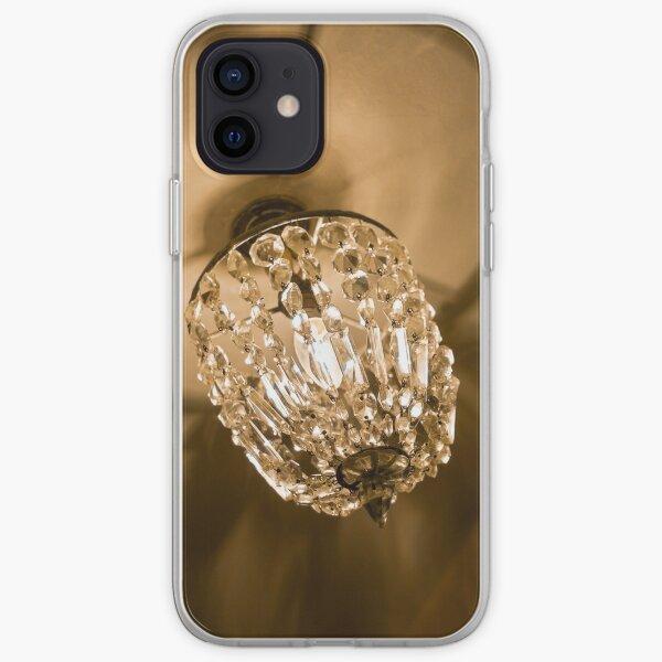 Elegant evening iPhone Soft Case