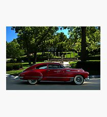 1946 Buick Super Sedanette Coupe Photographic Print