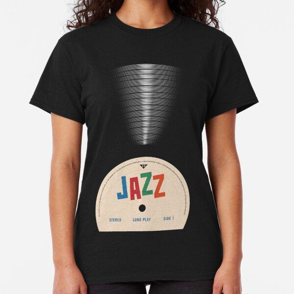 VINYL MUSIC / Jazz Classic T-Shirt