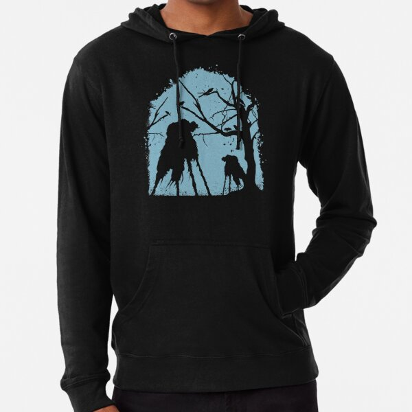 The Green Place Lightweight Hoodie