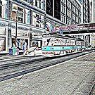 Streetcar by PPPhotoArt