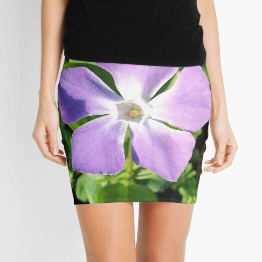 Periwinkle - Mini Skirt