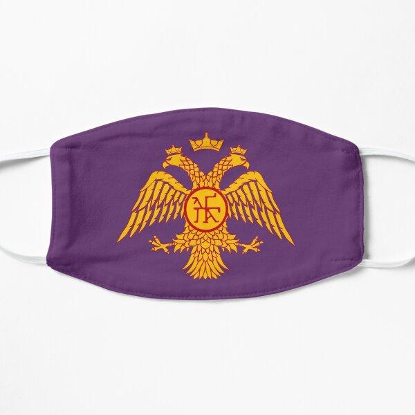 Byzantine Imperial Eagle Flat Mask