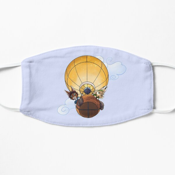 Rabbit Balloonists Mask