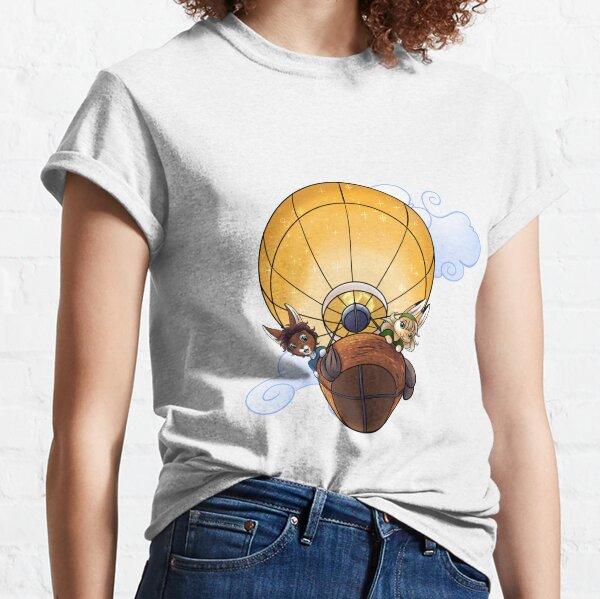 Rabbit Balloonists Classic T-Shirt