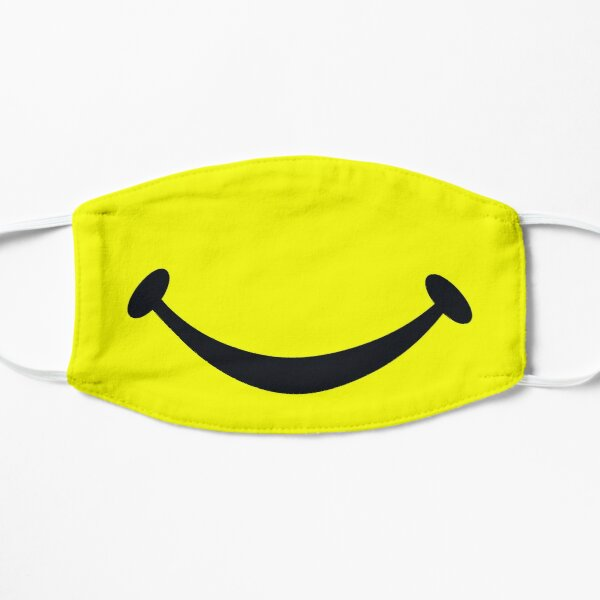 Smiley face smile Mask