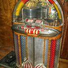 Antique Jukebox by Jane Neill-Hancock