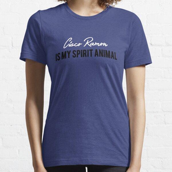 Cisco Ramon es mi animal espiritual Camiseta esencial