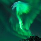 Aurora over Norway by SOIL
