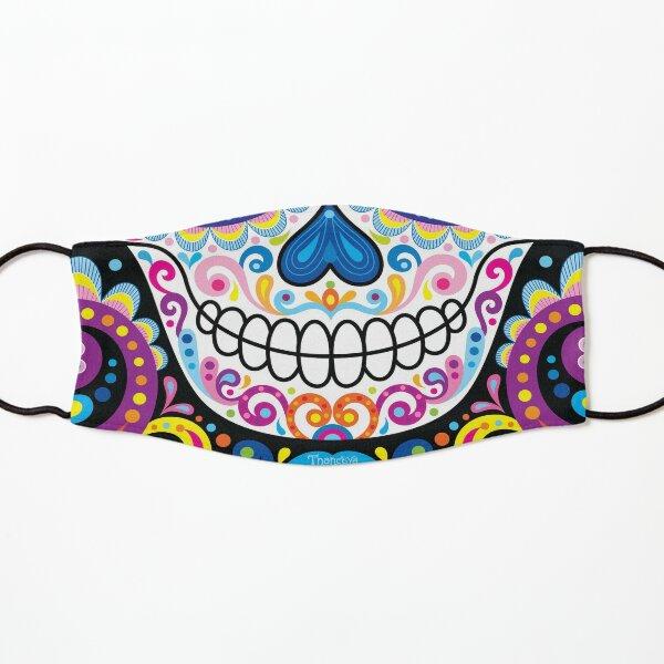 Sugar Skull Art (Cosmos) Kids Mask