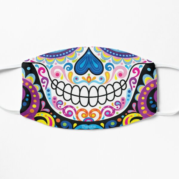 Sugar Skull Art (Cosmos) Mask
