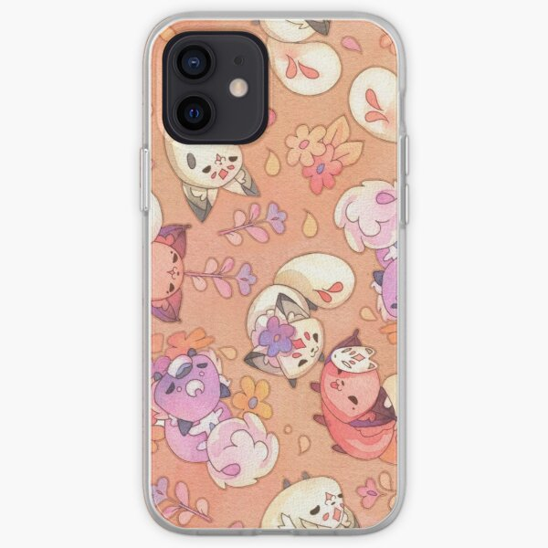 Foxy Beans iPhone Soft Case