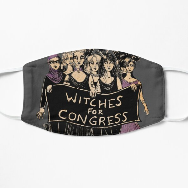 Witches For Congress! Mask