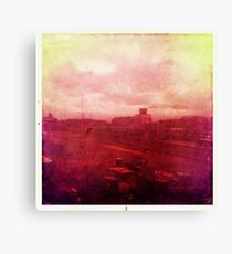 Cambridge Collection: Moody Mill Canvas Print